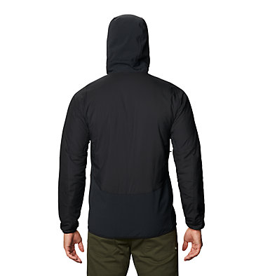 Men's Kor Strata Climb Jacket Kor Strata Climb Jacket | 010 | L, Black, back