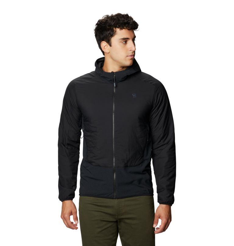 Kor Strata Climb Jacket | 010 | L Men's Kor Strata Climb Jacket, Black, front