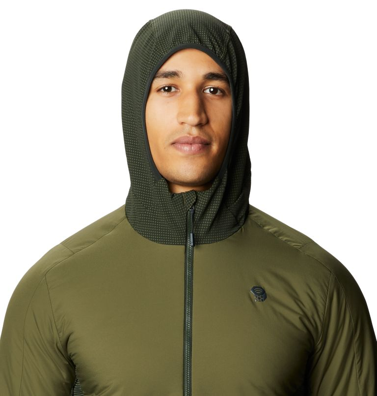 Kor Strata Climb Jacket | 305 | S Men's Kor Strata Climb Jacket, Dark Army, a2