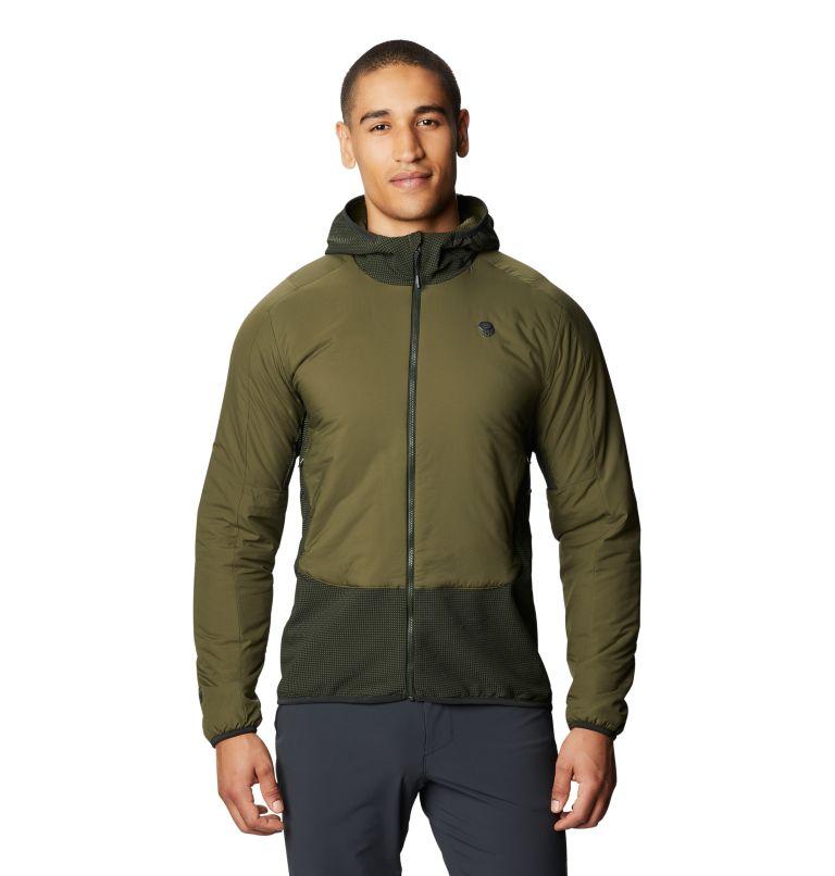 Kor Strata Climb Jacket | 305 | S Men's Kor Strata Climb Jacket, Dark Army, front