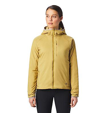 Women's Kor Strata™ Hooded Jacket Kor Strata™ Hooded Jacket   004   L, Dark Bolt, front