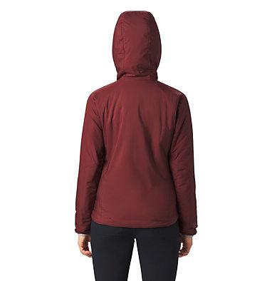 Women's Kor Strata™ Hooded Jacket Kor Strata™ Hooded Jacket   004   L, Dark Umber, back