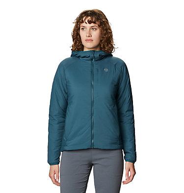 Women's Kor Strata™ Hooded Jacket Kor Strata™ Hooded Jacket   004   L, Icelandic, front