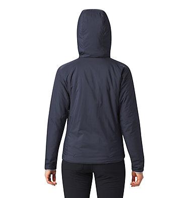 Women's Kor Strata™ Hooded Jacket Kor Strata™ Hooded Jacket   004   L, Dark Zinc, back