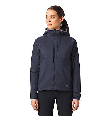 Women's Kor Strata™ Hooded Jacket Kor Strata™ Hooded Jacket   004   L, Dark Zinc, front