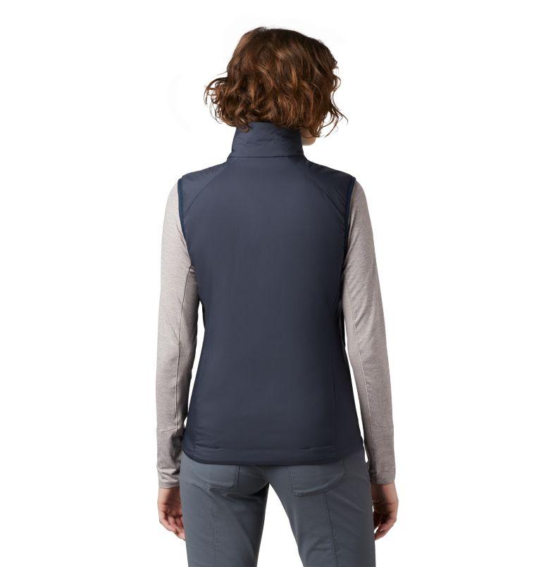 Kor Strata™ Vest | 406 | S Women's Kor Strata™ Vest, Dark Zinc, back
