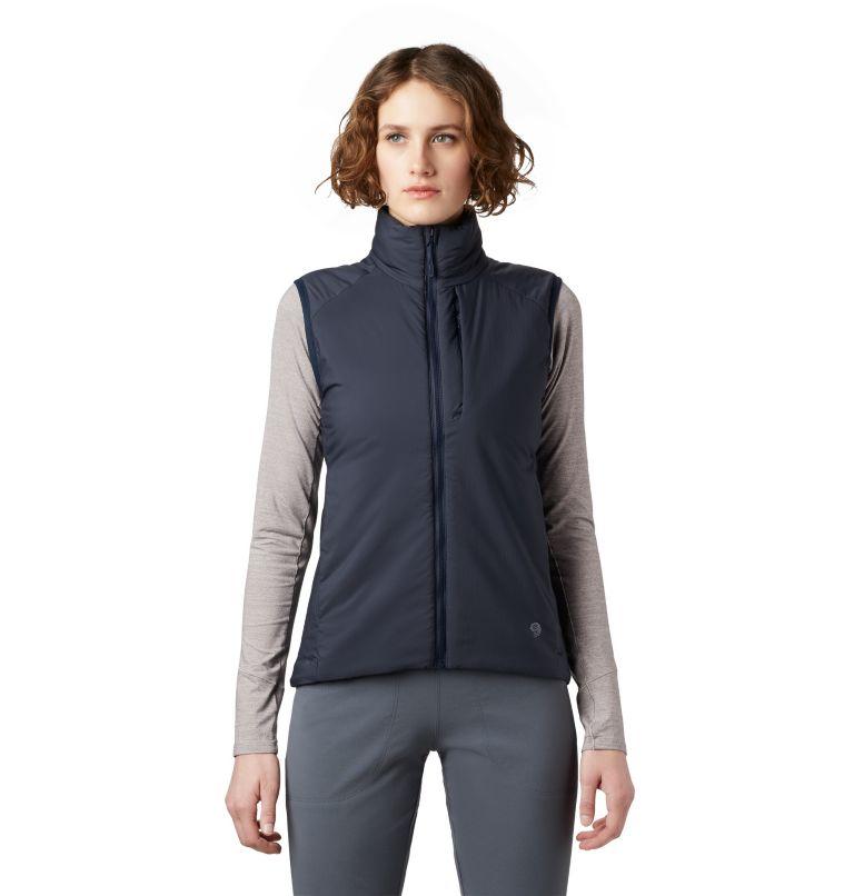 Kor Strata™ Vest | 406 | S Women's Kor Strata™ Vest, Dark Zinc, front