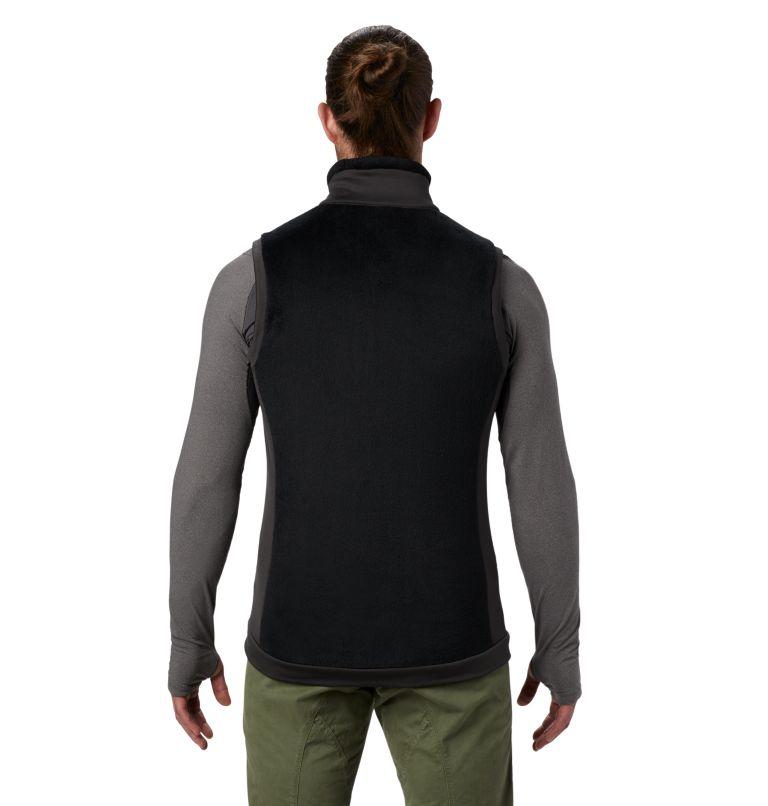 Monkey Fleece™ Vest | 010 | S Men's Polartec® High Loft™ Vest, Black, a2