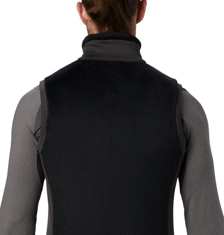 Monkey Fleece™ Vest | 010 | S Men's Polartec® High Loft™ Vest, Black, back