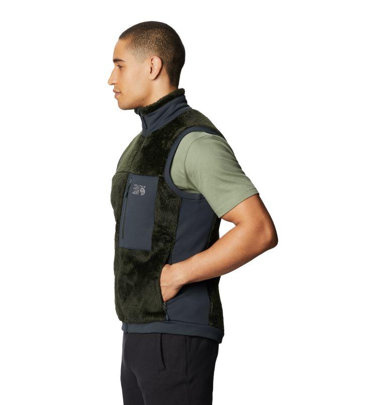 Monkey Fleece™ Vest | 306 | L Men's Polartec® High Loft™ Vest, Black Sage, a1