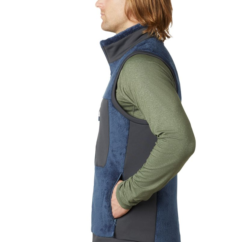 Monkey Fleece™ Vest | 492 | XXL Men's Polartec® High Loft™ Vest, Zinc, a1