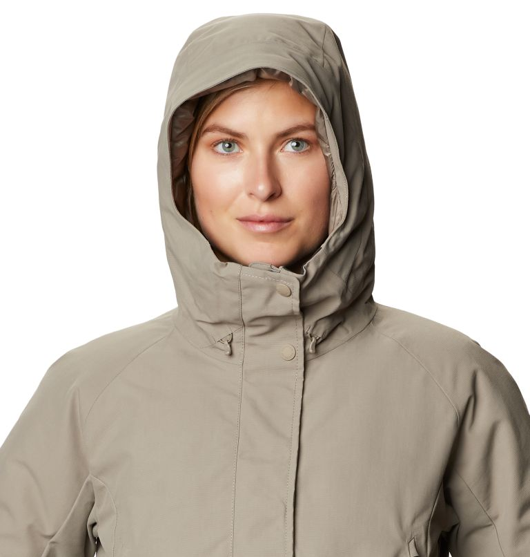 Summit Shadow™ Down Parka | 262 | L Women's Summit Shadow™ Down Parka, Dunes, a2