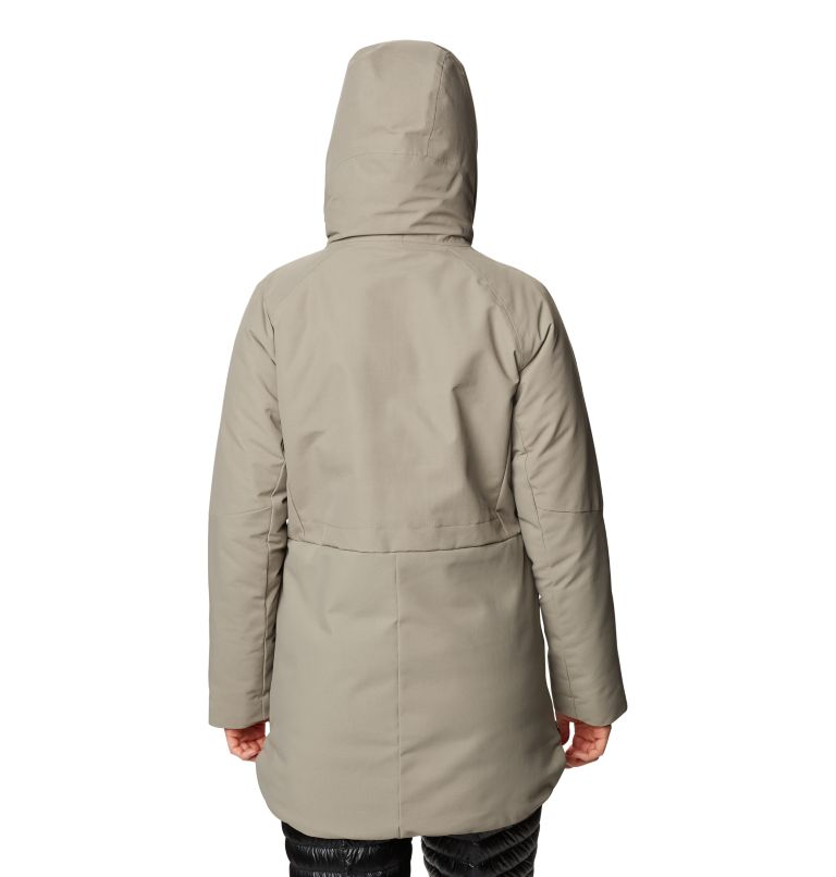 Summit Shadow™ Down Parka | 262 | L Women's Summit Shadow™ Down Parka, Dunes, back