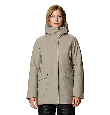 Women's Summit Shadow™ Down Parka Summit Shadow™ Down Parka | 629 | L, Dunes, front