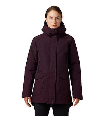 Women's Summit Shadow™ Down Parka Summit Shadow™ Down Parka | 629 | L, Darkest Dawn, front