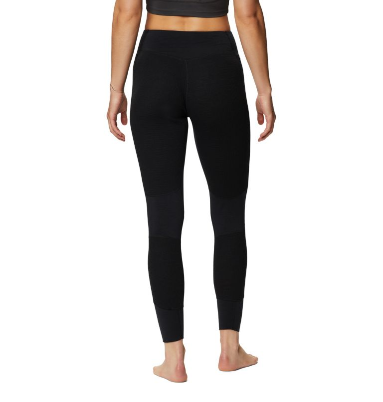 Diamond Peak™ Thermal Tight | 010 | S Women's Diamond Peak™ Thermal Tight, Black, back