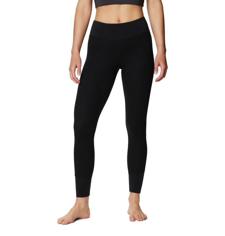 Diamond Peak™ Thermal Tight | 010 | XL Women's Diamond Peak™ Thermal Tight, Black, front