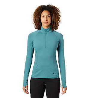 Women's Ghee™ Long Sleeve 1/4 Zip