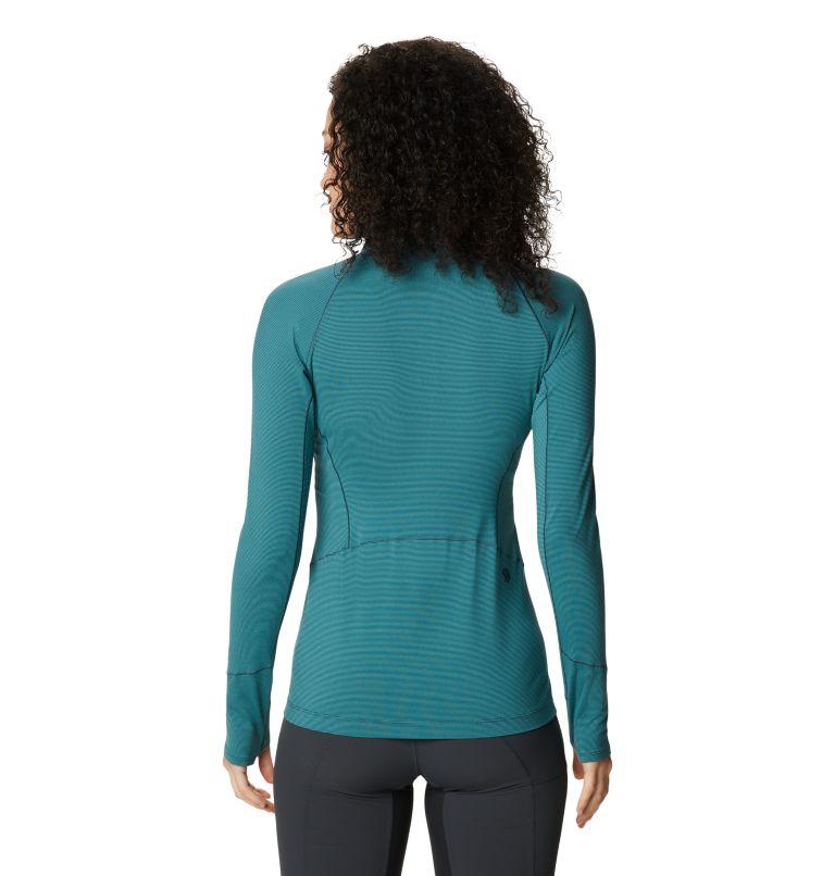Women's Ghee™ Long Sleeve 1/4 Zip Women's Ghee™ Long Sleeve 1/4 Zip, back