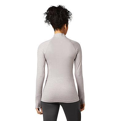 Women's Ghee™ Long Sleeve 1/4 Zip Ghee™ Long Sleeve 1/4 Zip | 011 | L, Mystic Purple, back