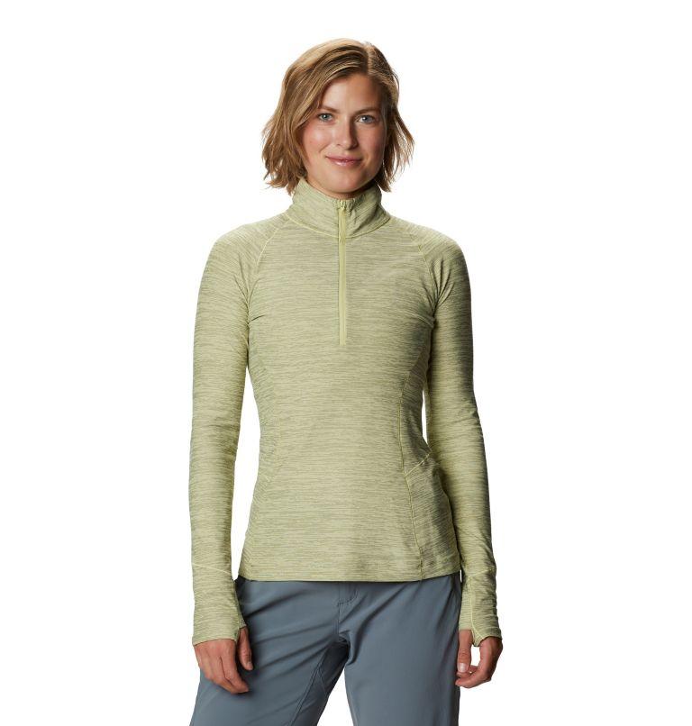 Women's Ghee™ Long Sleeve 1/4 Zip Women's Ghee™ Long Sleeve 1/4 Zip, front