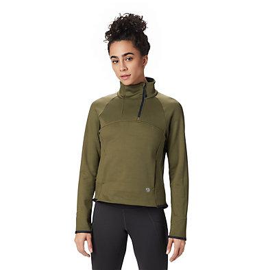Women's Frostzone™ 1/4 Zip Frostzone™ 1/4 Zip | 324 | L, Combat Green, front