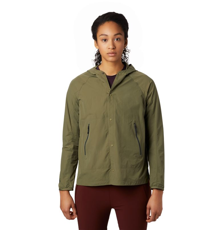 Railay™ Hoody | 333 | M Women's Railay™ Hoody, Light Army, front
