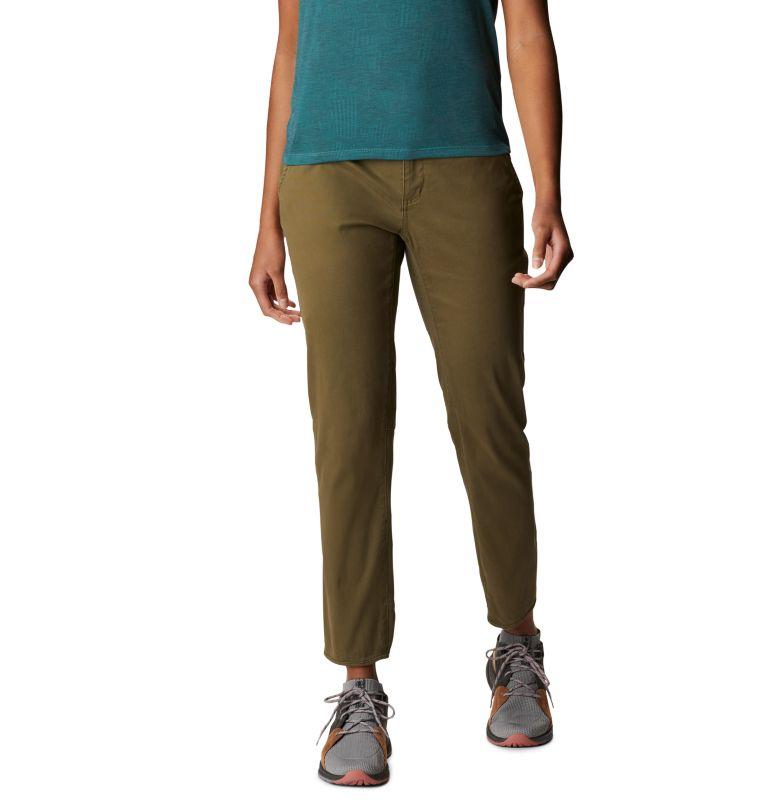 Kentro Cord™ Pant | 353 | 16 Women's Kentro Cord™ Pant, Combat Green, front