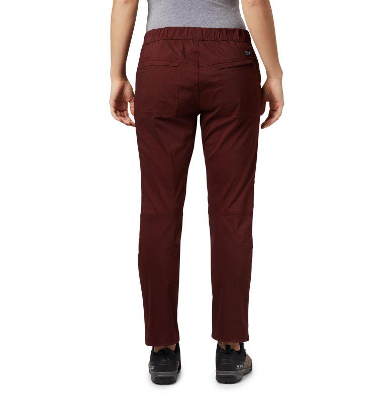 Hardwear AP Scrambler/2™ Pant | 259 | M Women's Hardwear AP Scrambler/2™ Pant, Dark Umber, back