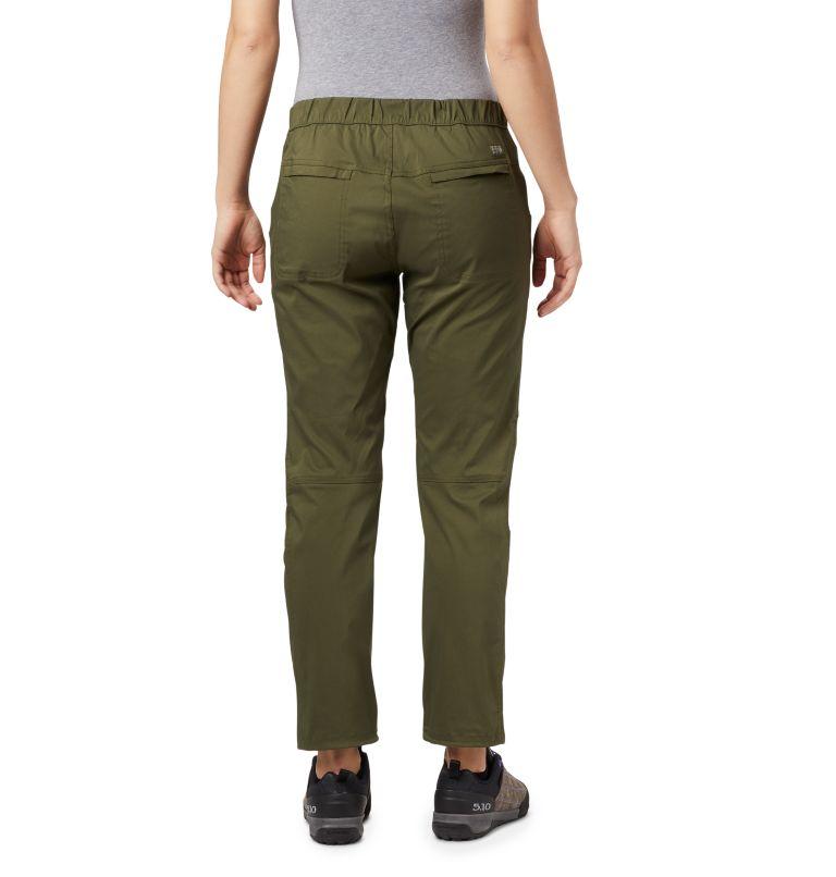 Hardwear AP Scrambler/2™ Pant | 304 | S Women's Hardwear AP Scrambler/2™ Pant, Dark Army, back