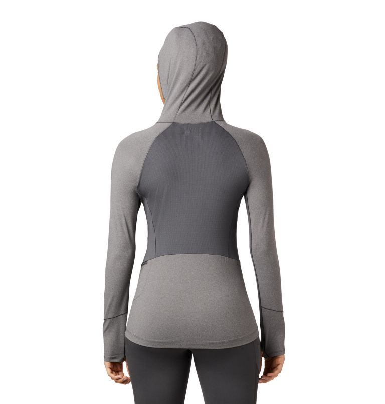 Women's Ghee™ Long Sleeve Hoody Women's Ghee™ Long Sleeve Hoody, back