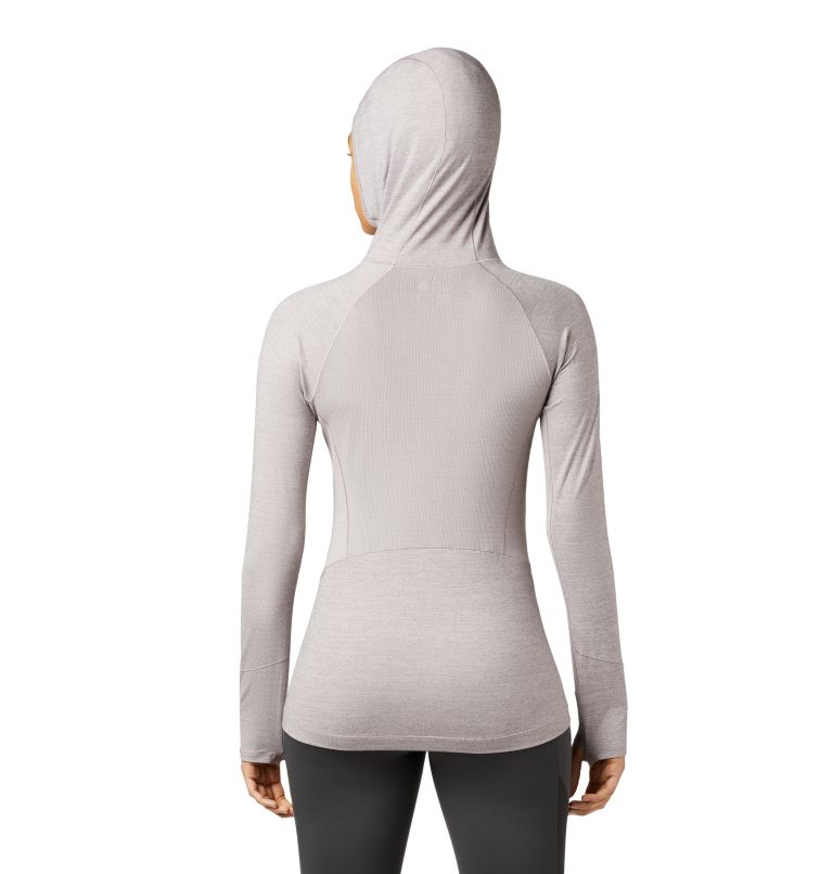 Women's Ghee™ Long Sleeve Hoody Women's Ghee™ Long Sleeve Hoody, back