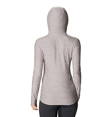 Women's Ghee™ Long Sleeve Hoody Ghee™ Long Sleeve Hoody | 515 | L, Mystic Purple, back