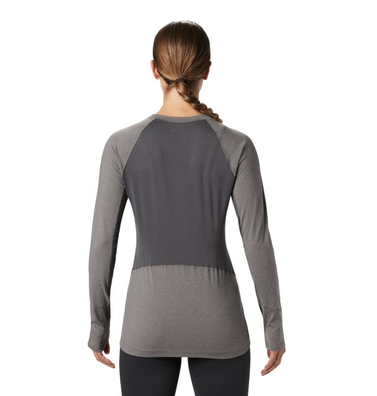Women's Ghee™ Long Sleeve Crew Women's Ghee™ Long Sleeve Crew, back