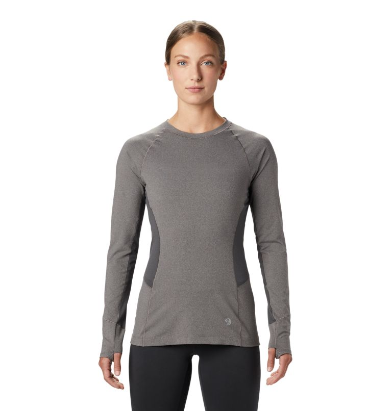 Women's Ghee™ Long Sleeve Crew Women's Ghee™ Long Sleeve Crew, front