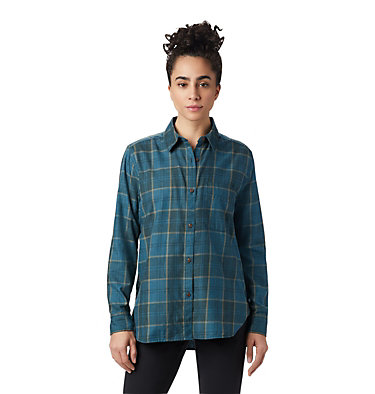 Women's Riley™ Long Sleeve Shirt Riley™ Long Sleeve Shirt | 022 | L, Icelandic, front
