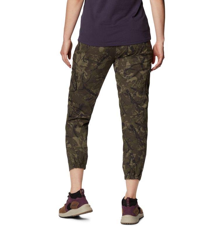 Cascade Pass™ Cargo Pant | 205 | M Women's Cascade Pass™ Cargo Pant, Ridgeline, back