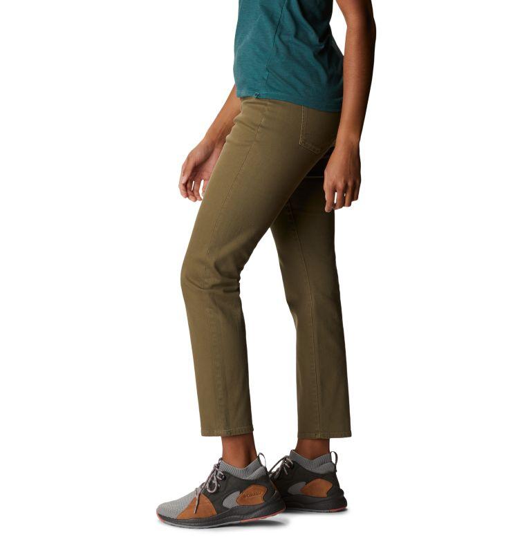 Hardwear Twill™ Ankle Jean | 333 | 10 Women's Hardwear Twill™ Ankle Jean, Light Army, a1