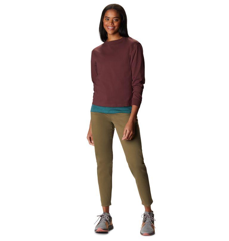 Hardwear Twill™ Ankle Jean | 333 | 10 Women's Hardwear Twill™ Ankle Jean, Light Army, a9
