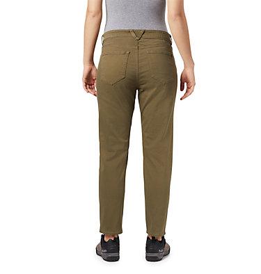 Women's Hardwear Twill™ Ankle Jean Hardwear Twill™ Ankle Jean | 801 | 0, Light Army, back
