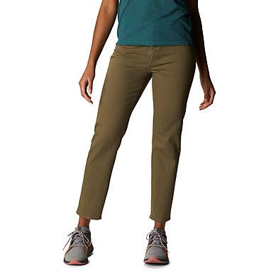 Women's Hardwear Twill™ Ankle Jean Hardwear Twill™ Ankle Jean | 801 | 0, Light Army, front