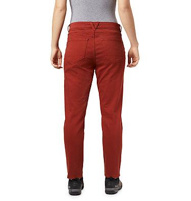Women's Hardwear Twill™ Ankle Jean Hardwear Twill™ Ankle Jean | 801 | 0, Rusted, back