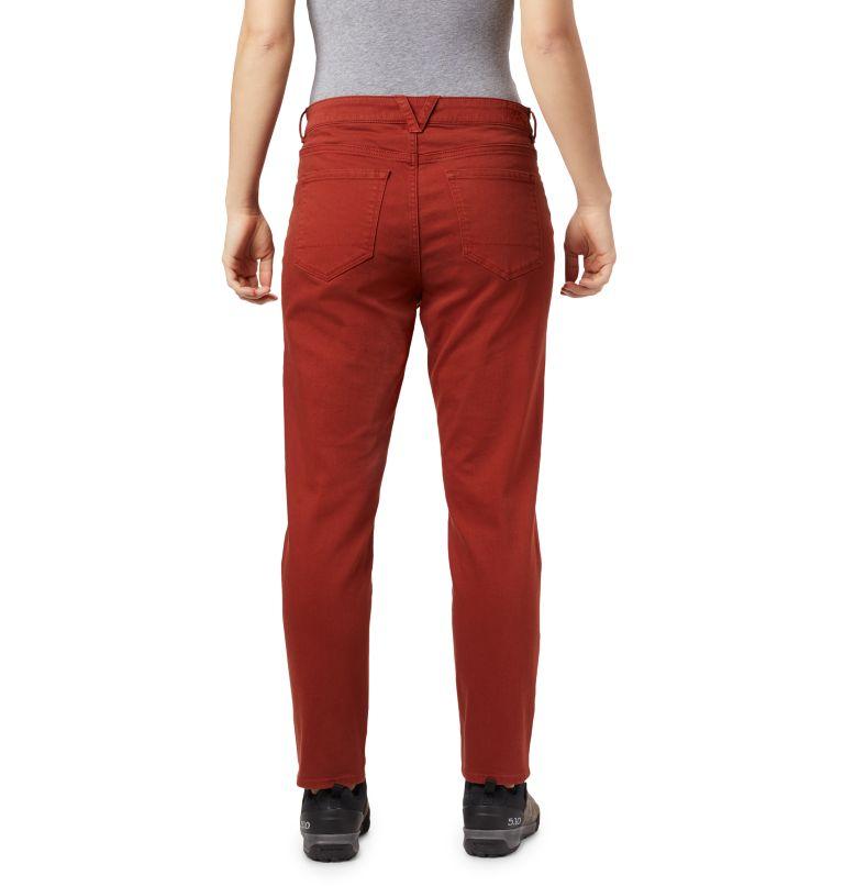 Women's Hardwear Twill™ Ankle Jean Women's Hardwear Twill™ Ankle Jean, back