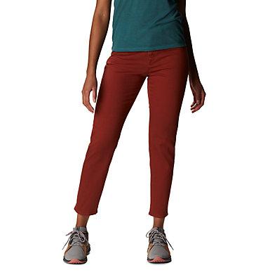 Women's Hardwear Twill™ Ankle Jean Hardwear Twill™ Ankle Jean | 801 | 0, Rusted, front