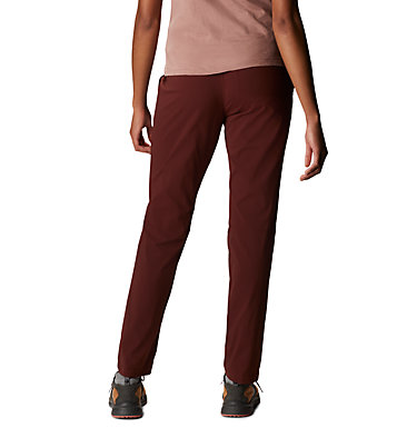Women's Dynama™ Lined Pant Dynama™ Lined Pant | 253 | L, Dark Umber, back