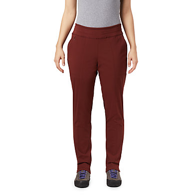 Women's Dynama™ Lined Pant Dynama™ Lined Pant | 253 | L, Dark Umber, front