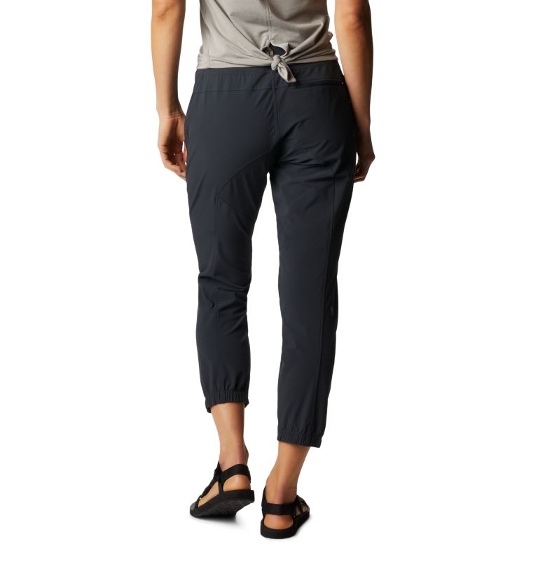 Chockstone™ Pull On Pant   004   XL Women's Chockstone™ Pull On Pant, Dark Storm, back