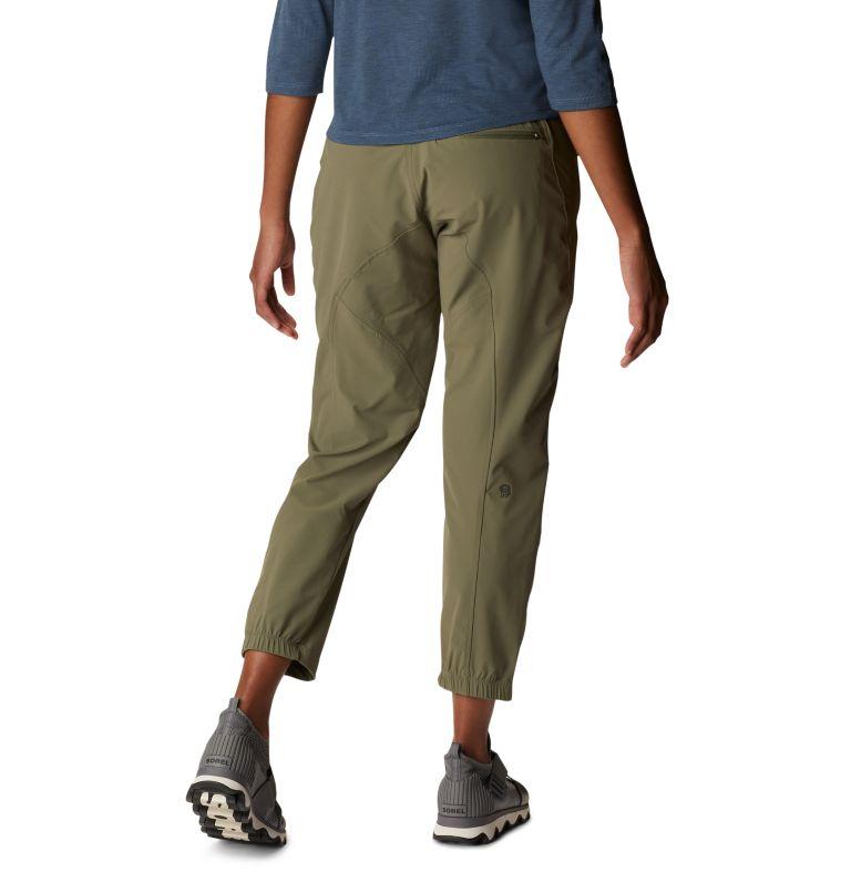 Chockstone™ Pull On Pant | 333 | L Women's Chockstone™ Pull On Pant, Light Army, back
