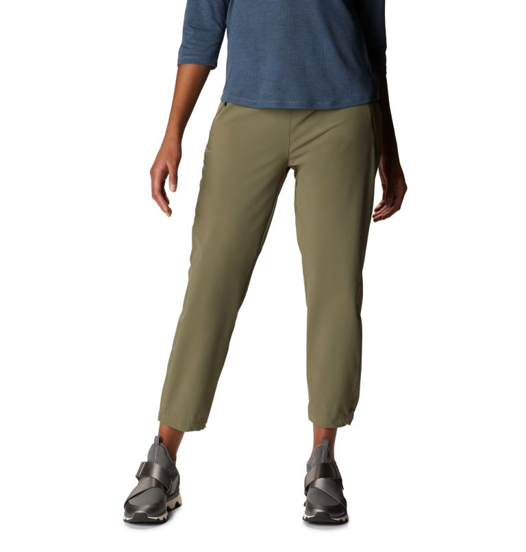 Chockstone™ Pull On Pant | 333 | L Women's Chockstone™ Pull On Pant, Light Army, front