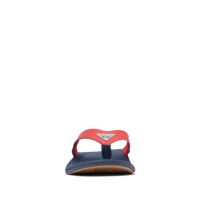 ROSTRA™ PFG | 468 | 13 Men's PFG Rostra™ Flip Flop, Collegiate Navy, Rocket, toe
